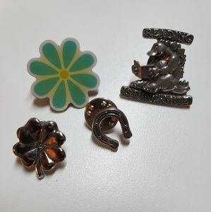 Jewelry - 📍🦖☘🐴👟🌸🧥 Brooch Bundle!